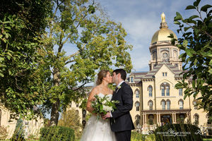 Photos at the University of Notre Dame